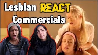 Lesbian Reacts to Lesbian Commercials