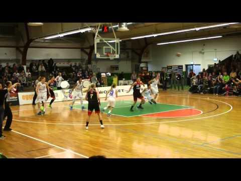 Damen Basketball Bundesliga: Aibling Fireballs - Angels Nördlingen 65:77