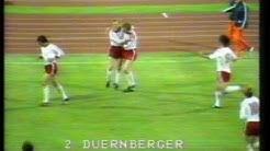 FC Bayern - St. Etienne Europapokal Landesmeister 1975