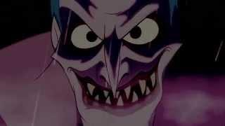 Dead Inside {Disney Villains Crossover}