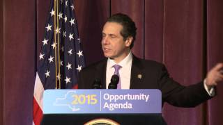 CUNY TV Presents ABNY: Andrew M. Cuomo: New York State Governor