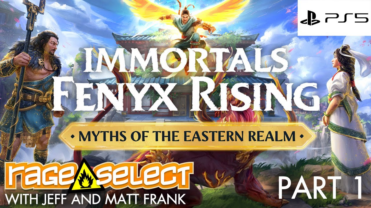 Immortals: Fenyx Rising - Myths of the Eastern Realm (The Dojo) Let's Play - Part 1