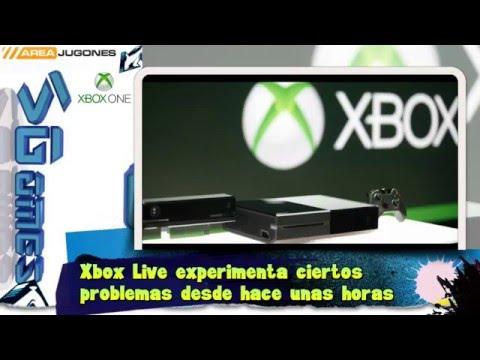 Xbox Live Experimenta Ciertos Problemas Desde Hace Unas