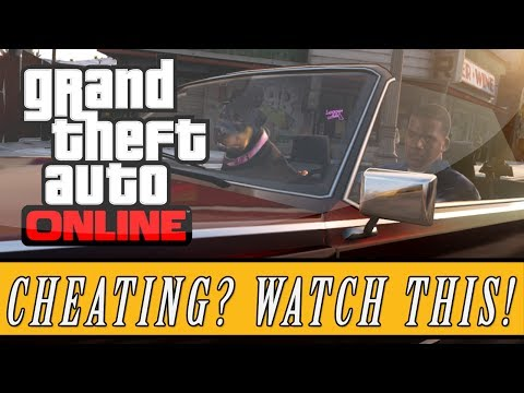GTA 5: ONLINE | Cheaters & Modders Being Punished & Banned?! (Rockstar Banhammer)