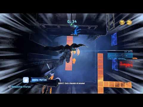 Batman Arkham Origins Predator Challenges Batman Arkham Origins Breaking
