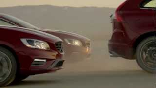 the new volvo s60 v60 and xc60 r design