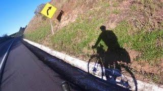 4.000 km de bike: brasileiro vai atravessar a Europa pedalando