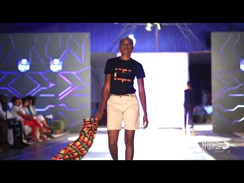 Tobams Colors (UK) @ Accra Fashion Week Chilly Rainy 2018