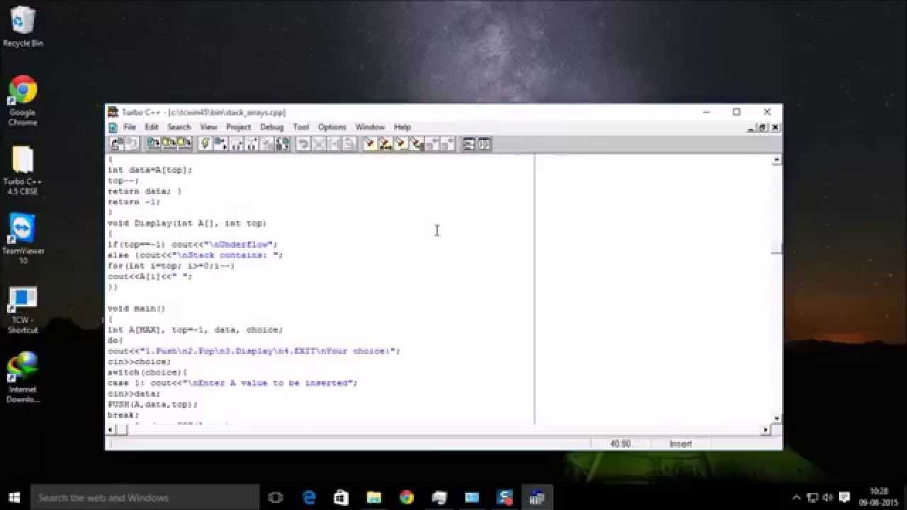 free download borland turbo c++ 4.5 for windows 7 64 bit