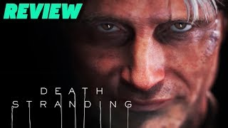 Death Stranding Review (Video Game Video Review)
