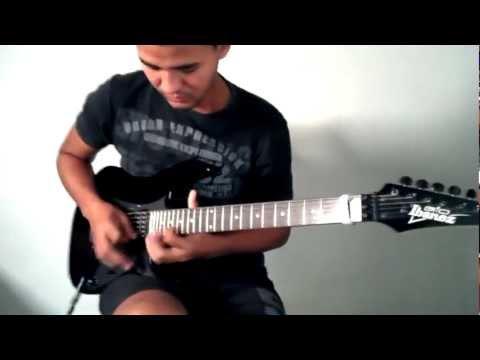 Eckson Braya - No Boundaries (Michael Angelo Batio)