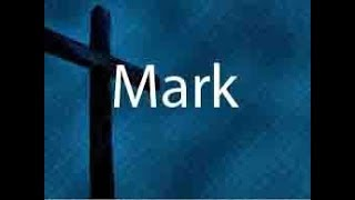 Mark 15:22-23 Geoff Lloyd