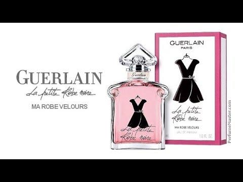 b566b274c57 Guerlain La Petite Robe Noire Ma Robe Velours New Perfume - YouTube