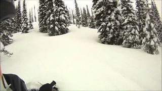 Snowmobile Fernie BC Mar22 2012 Thumbnail