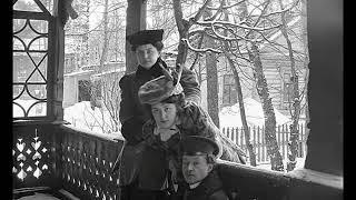Russian Romance: Varya Panina -  Chrysanthemums (Хризантемы) 1907