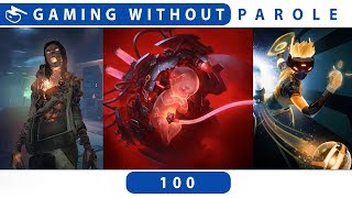 Gaming Without Parole 100:  PSVR Preview!