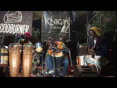 Sibusile Xaba - Open Letter To Adoniah - Live @ Dalston Eastern Curve Garden London, UK