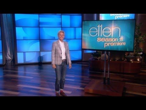 Ellen's Summer Vacation