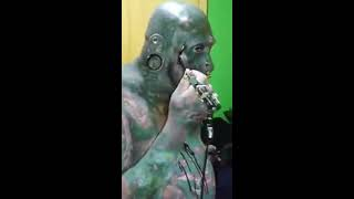 Video That's  really crazy!!!   this man tattooed themselves in the face!!!! download MP3, 3GP, MP4, WEBM, AVI, FLV Agustus 2018