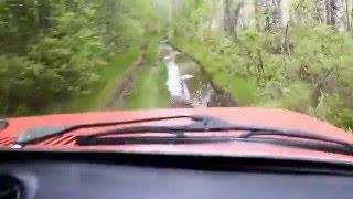 Рыбалка в Карелии!(Авто на видео Lada Niva 1990 г.в., 2016-03-22T22:26:54.000Z)