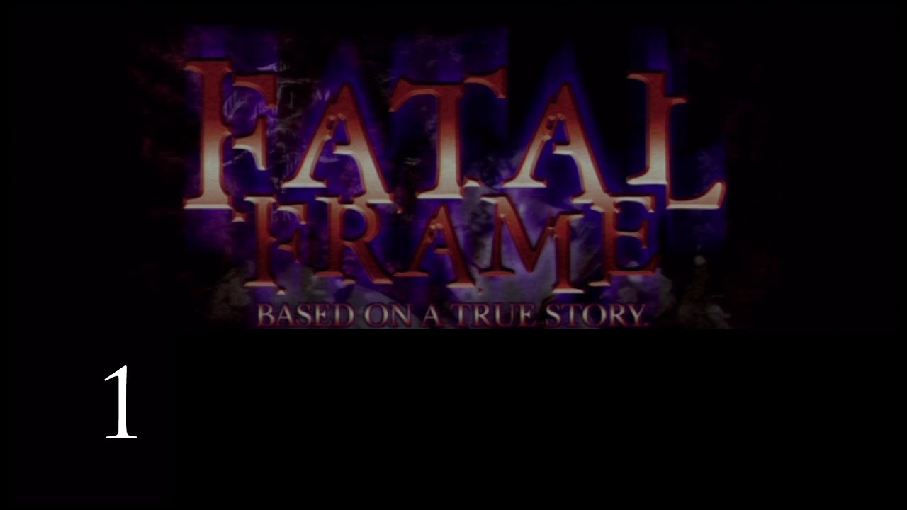 Fatal Frame Part 1 - Based on a True Story? - YouTube