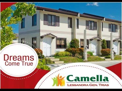 Homes Reana Home Dresses Up At Camella Lessandra Gen