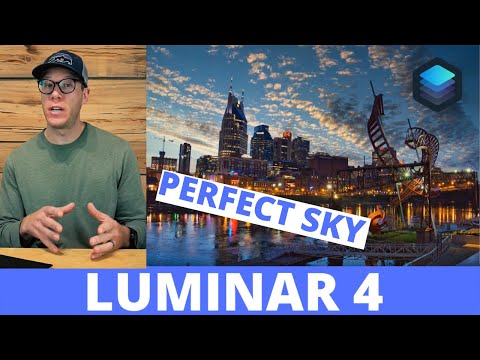 How to get the sky you want with AI Sky Replacement || Luminar 4