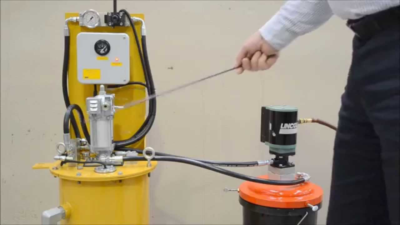 Automatic Lubrication Systems | JSG Industrial Systems