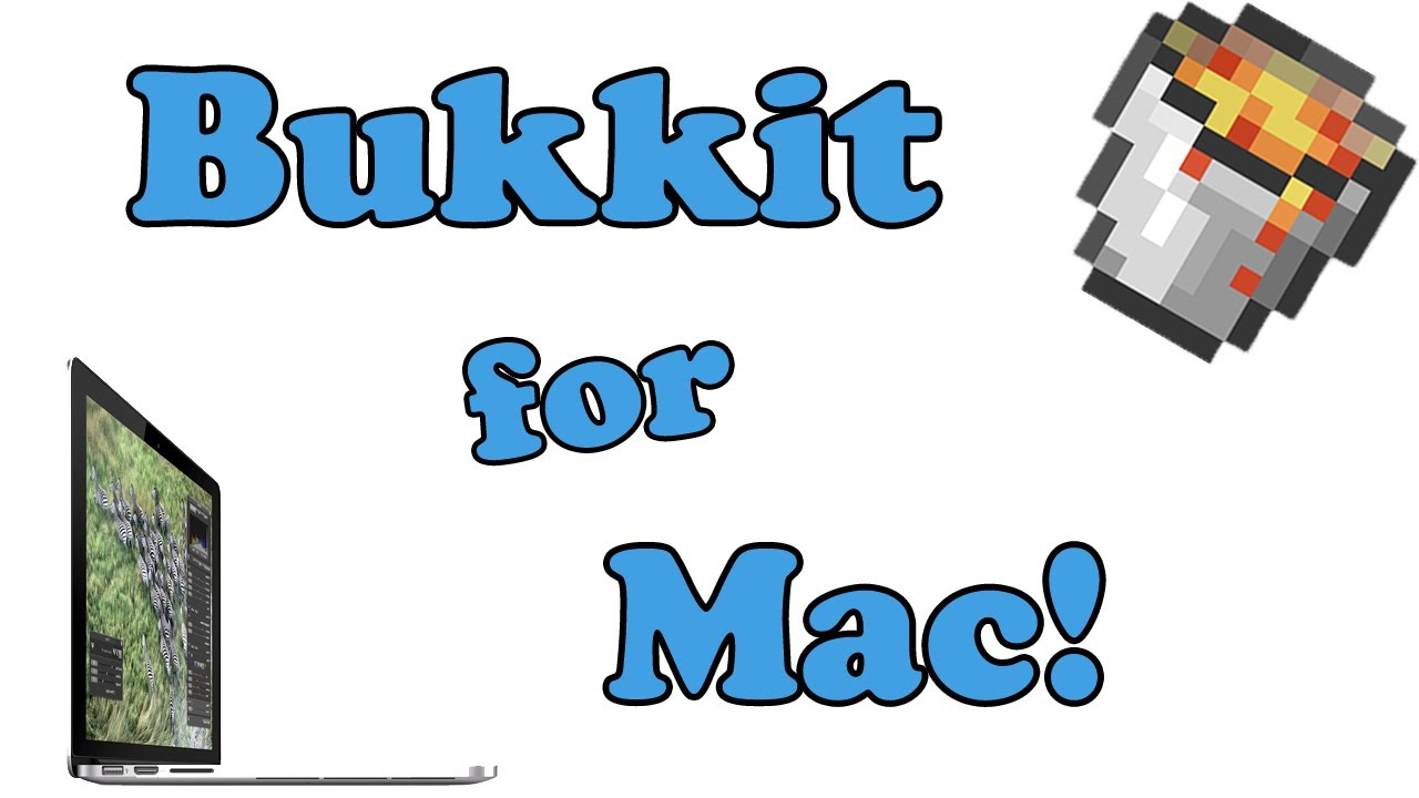 how to make a bukkit server mac