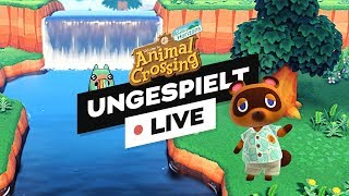 ANIMAL CROSSING! Tag 3 #ungespielt