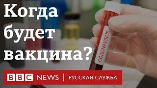 Вакцина от коронавируса: когда появится, кто ее создает и будет ли она работать?