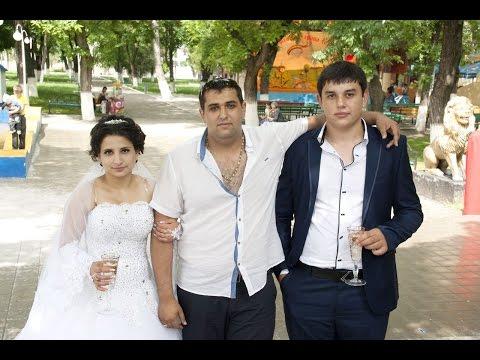 Цыганская свадьба. Очень веселая. Вася и Рузанна. Часть 8