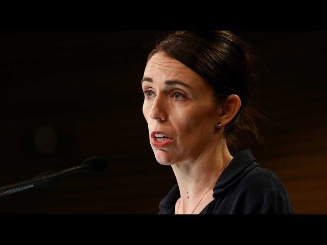 New Zealand PM vows to tighten gun control laws