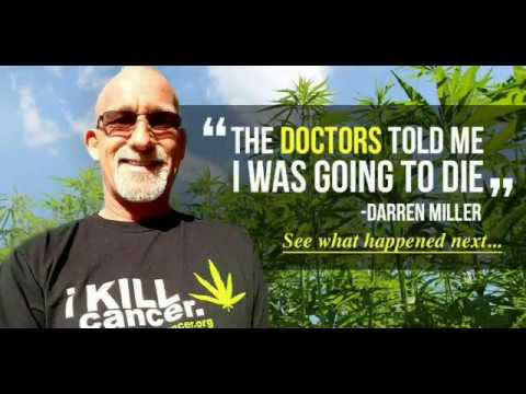 Breaking: a 50-Year-Old Man Cured Lung Cancer With Cannabis Oil@