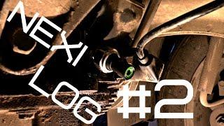 NexiLog #2 - Замена датчика давления масла