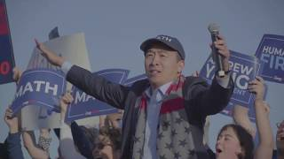 Andrew Yang 2020 - The Trailer