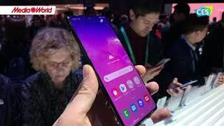 I nuovi smartphone Samsung Galaxy S10 Lite e Note 10 Lite - CES 2020
