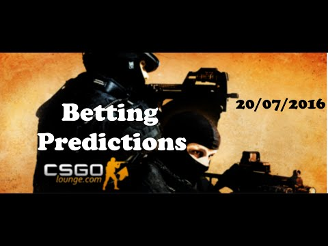 CSGO Lounge/HLTV betting predictions Matches 20.07.2016 [GER] (Kaliber, ALTERNATE aTTaX and more)