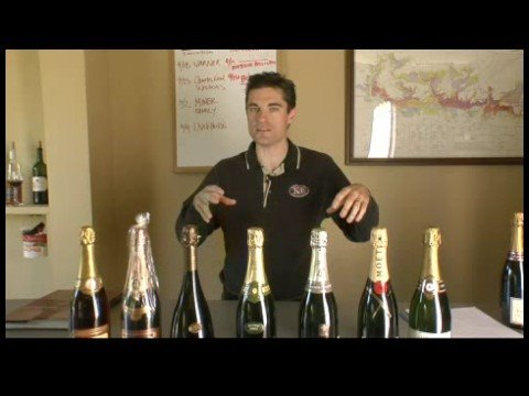 Champagne Varieties & Facts : Champagne Styles
