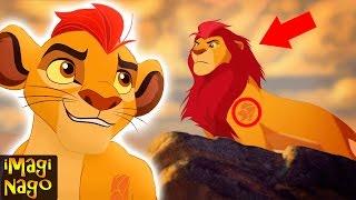 Por que o KION não aparece em Rei Leão 2?