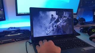 Eski Laptop Üzerinde Call of Duty Mobile Denedik !!
