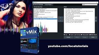 vMix PlayList