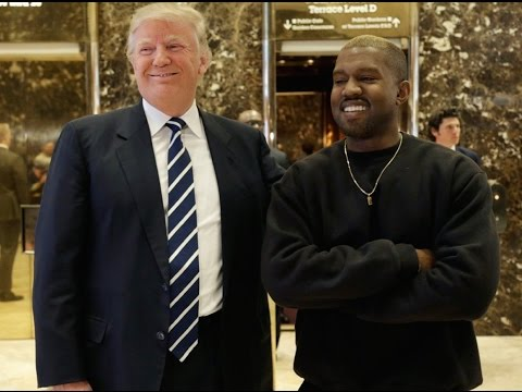 Kanye West Takes To Twitter To Explained Why He Met With Donald Trump