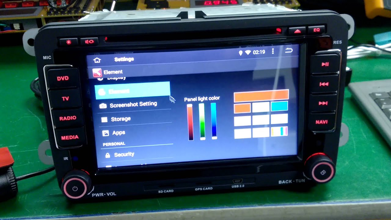 joying 7 inch double din android car stereo dvd player. Black Bedroom Furniture Sets. Home Design Ideas