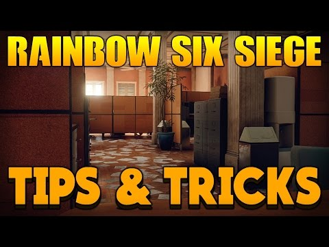 Rainbow Six Siege Consulate Hiding Spots! + Tips and Tricks!