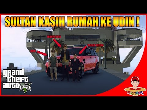 GTA V MOD (48) - WOW BOCAH BARU KENAL DIKASIH RUMAH MEWAH BANGET!