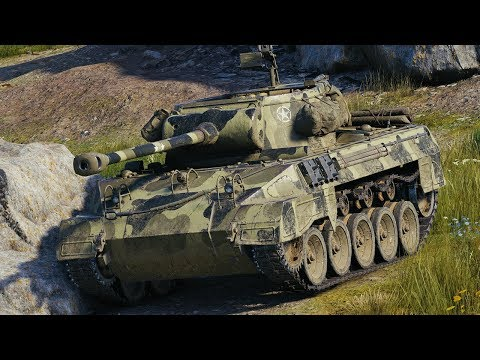 World of Tanks M18 Hellcat - 7 Kills 4,3K Damage thumbnail