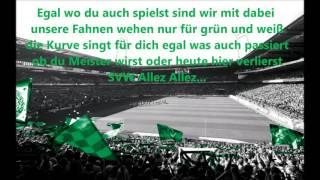 """SV Werder Bremen écharpe /""""musiciens/"""""""