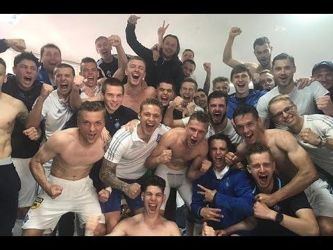 «Динамо» Київ U-21 - чемпіон України!