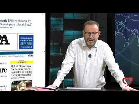 I giornali in edicola - la rassegna stampa 24/02/2021